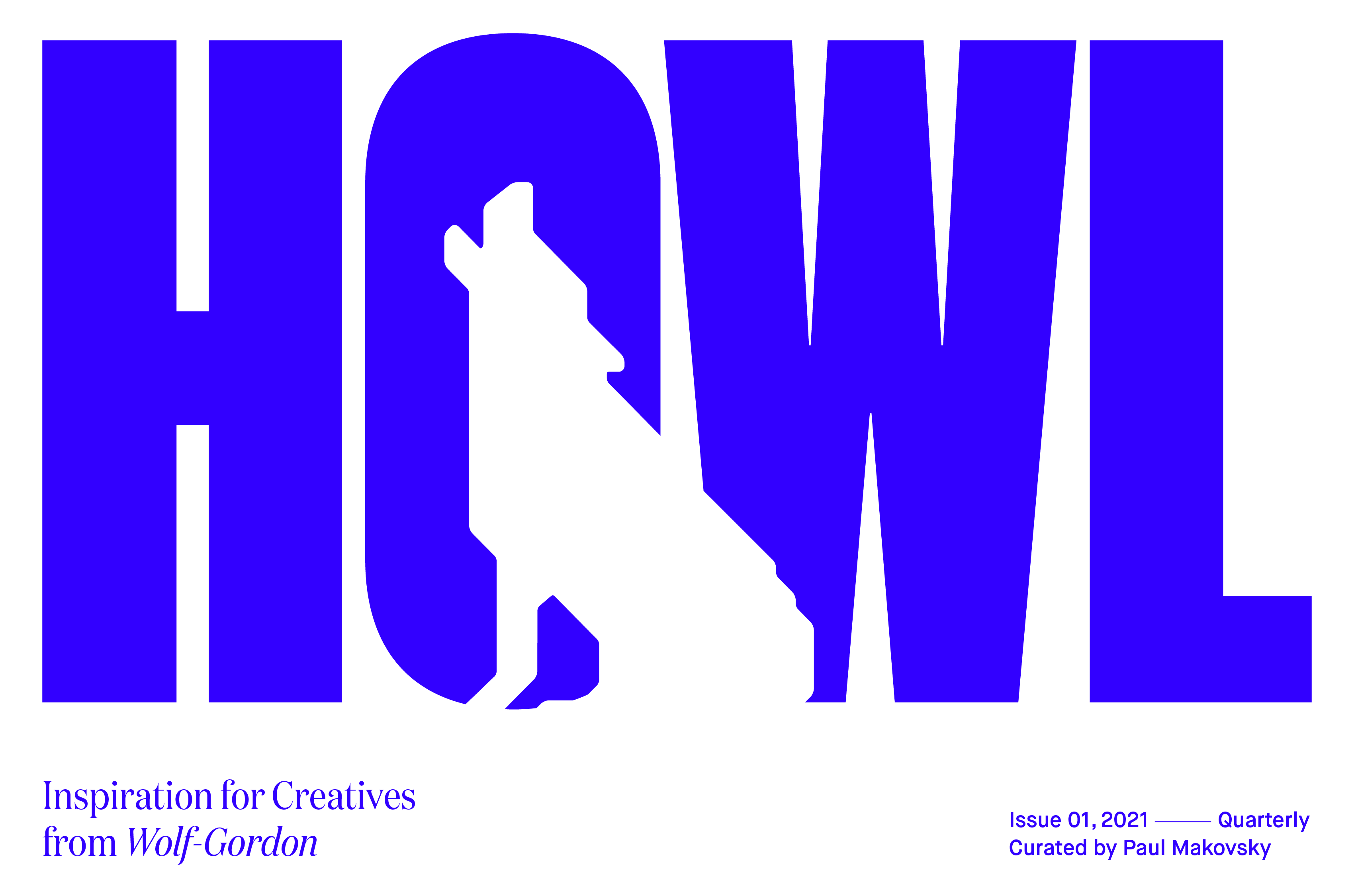 Howl: Issue 01