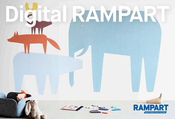 Digital Printing Now Available on RAMPART Substrates
