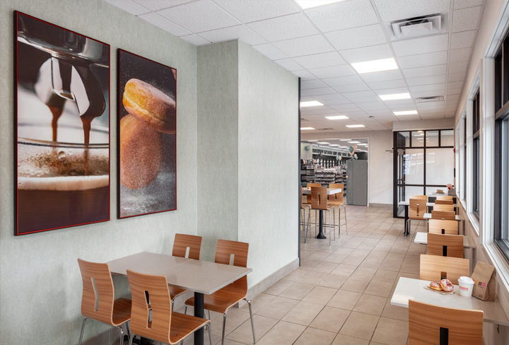 Case Study: RAMPART® at Dunkin'