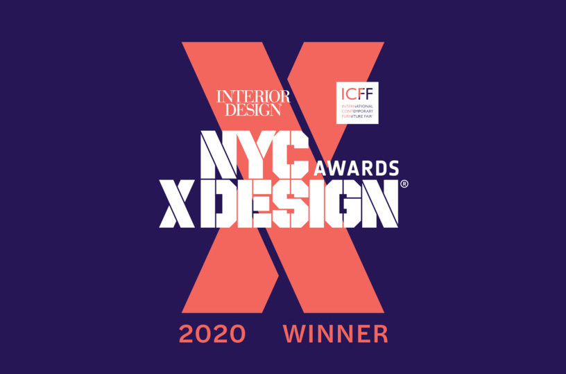 Repeat Offenders Wins NYCxDESIGN Award