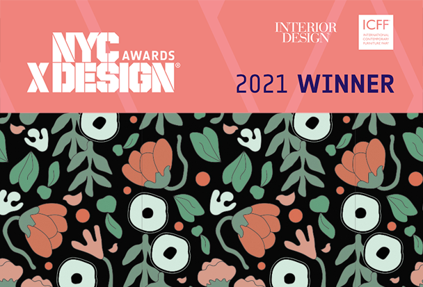 Curated Collection Wins NYCxDESIGN Award
