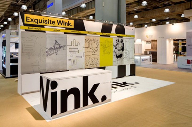 Wink Introduced at ICFF